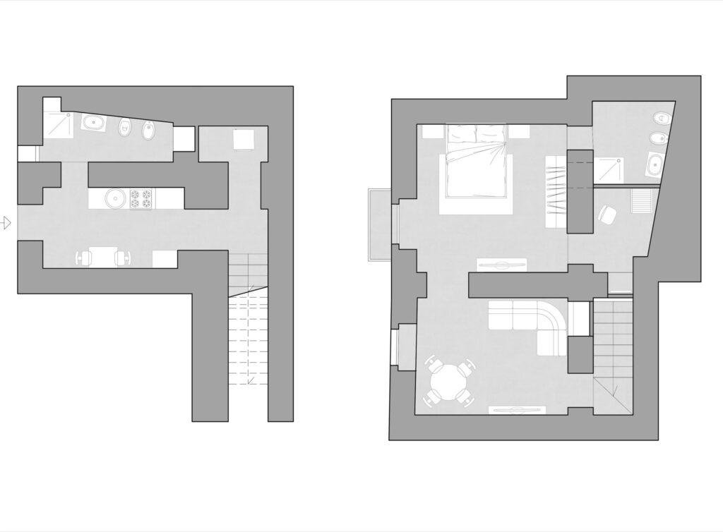 ristrutturare una piccola casa