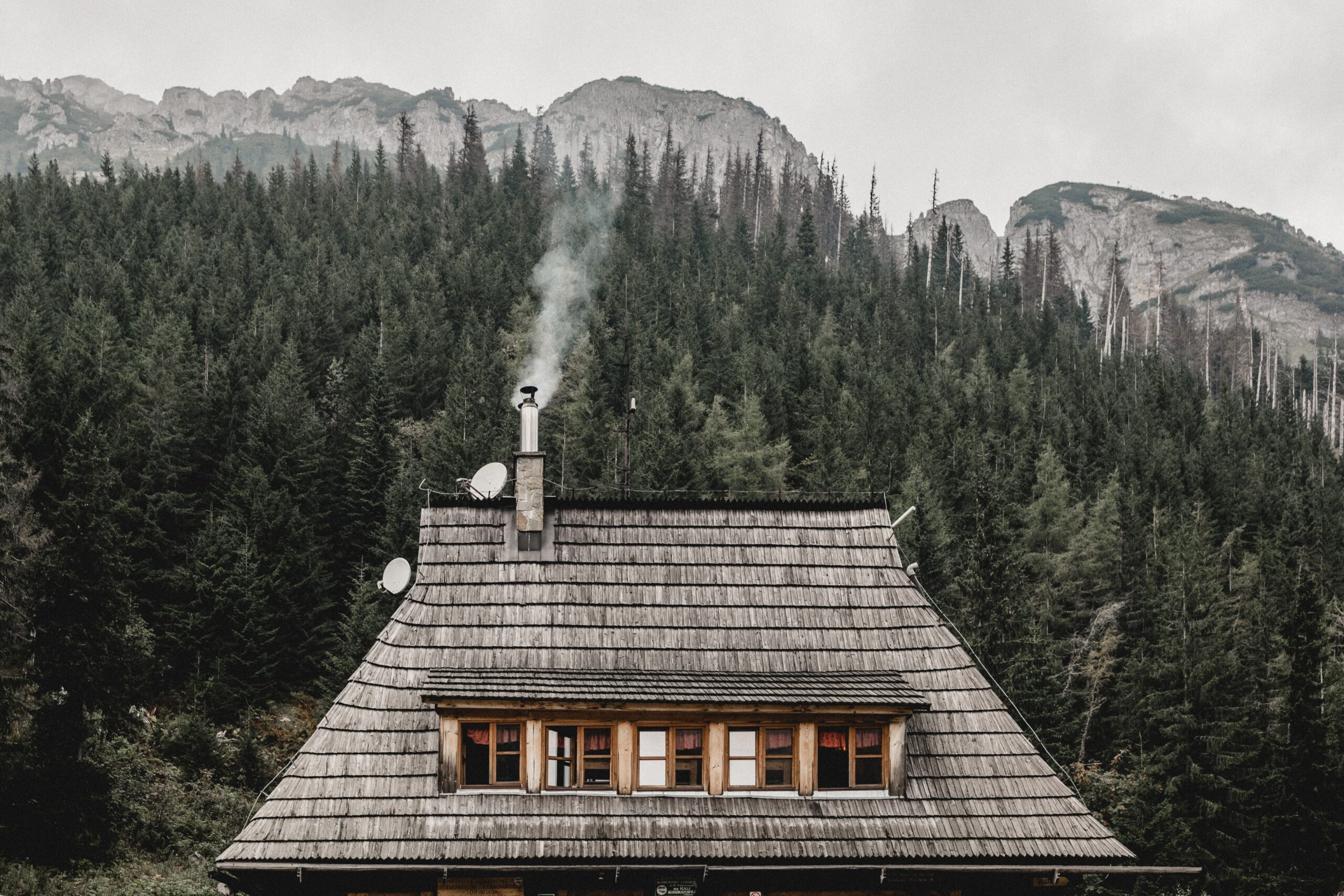 come arredare una casa in montagna